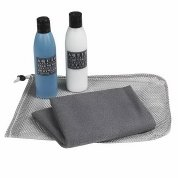 Aquis Adventure Towel and Travel Kit